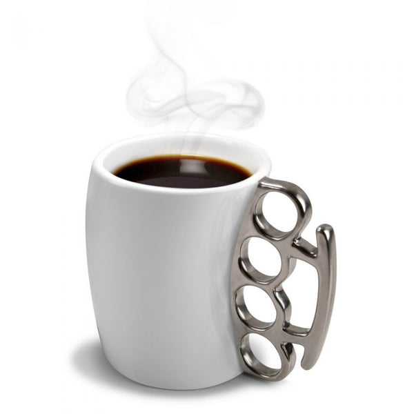 Fisticup Ceramic Mug - Pharm Favorites by Economy Pharmacy