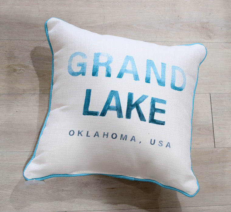 Grand Lake Pillow