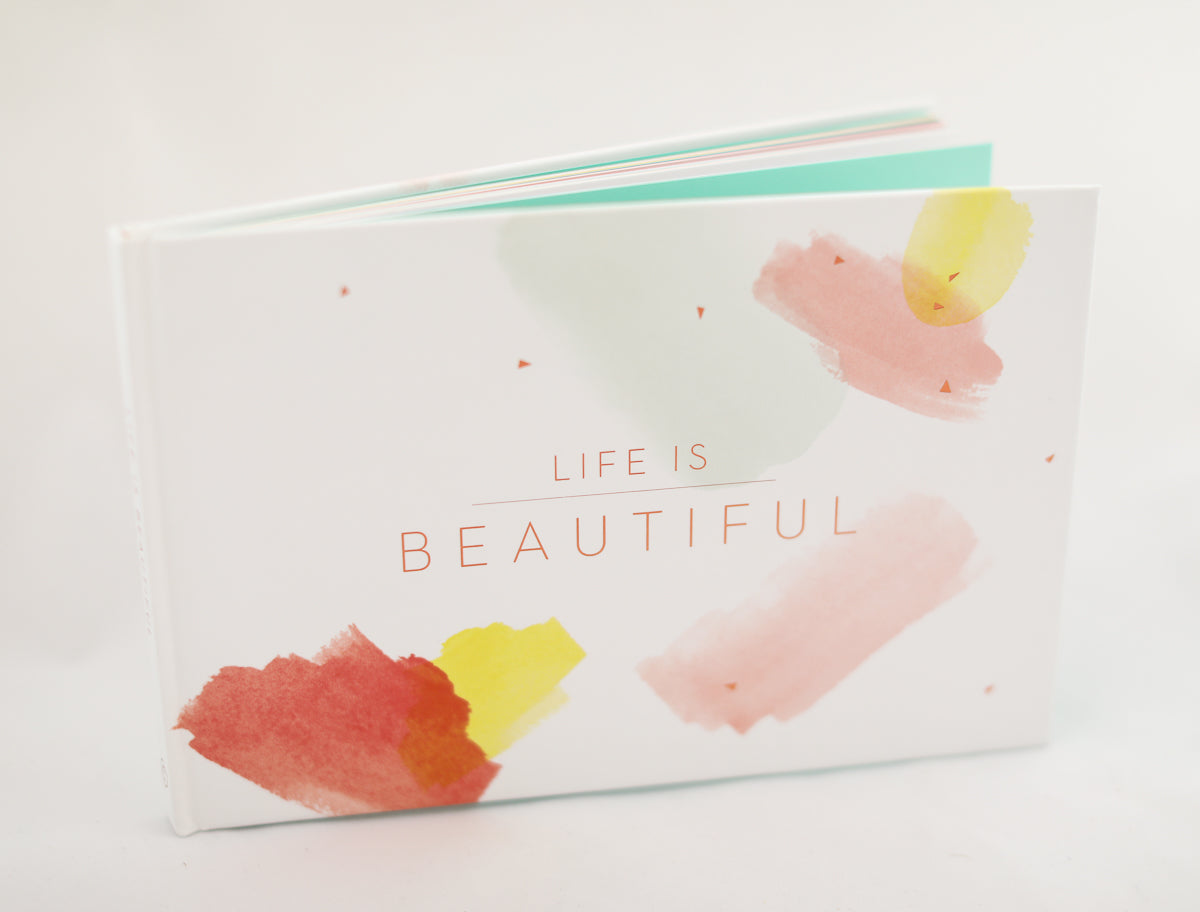 Life is Beautiful Book - Pharm Favorites by Economy Pharmacy