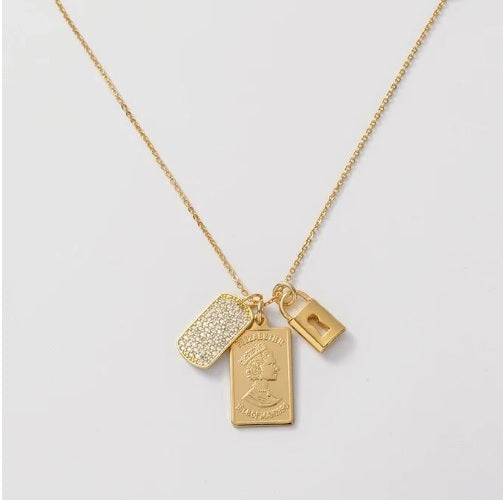 Madison Gold Necklace - Pharm Favorites by Economy Pharmacy