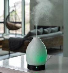 Moonstone Glass Diffuser - Pharm Favorites by Economy Pharmacy