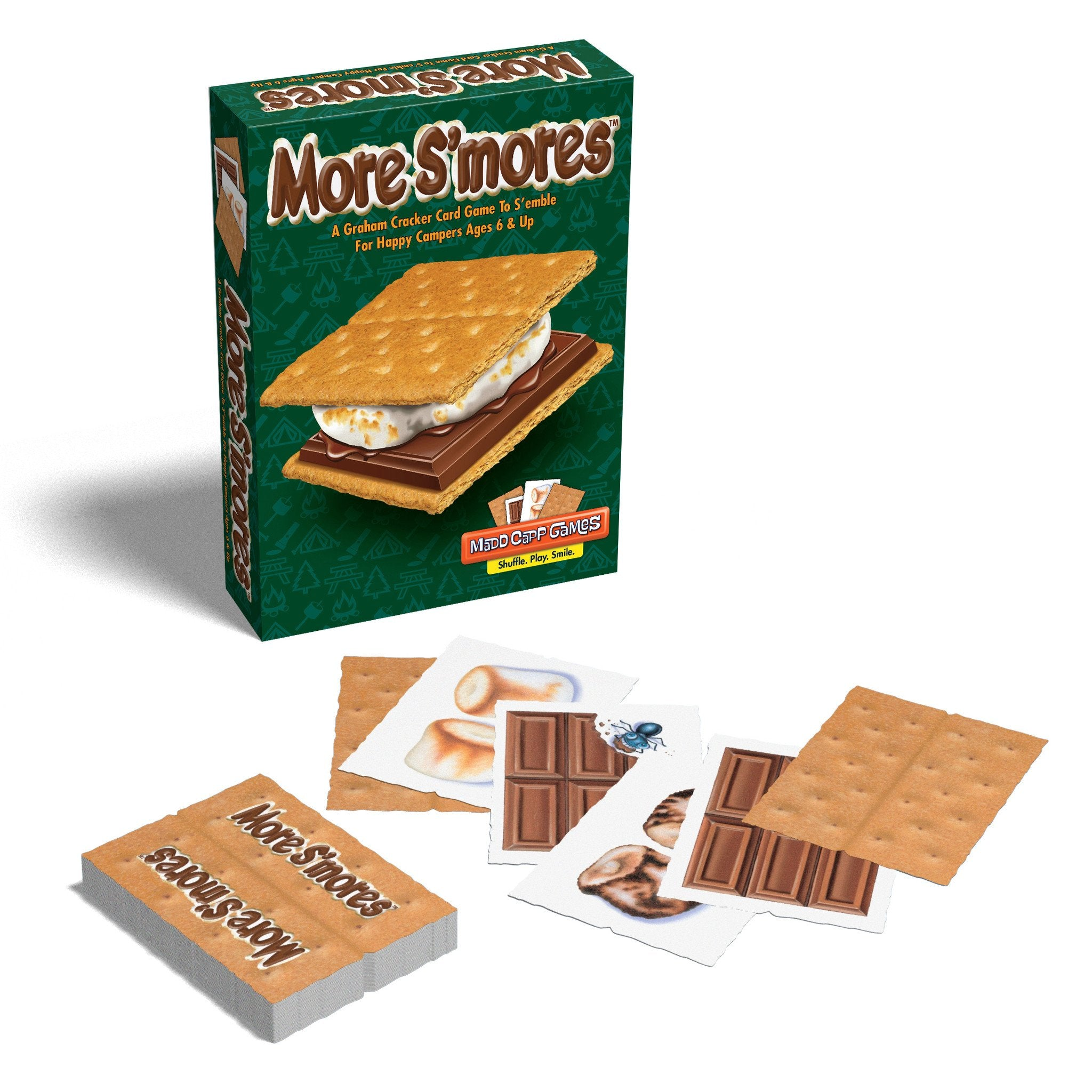 More S'Mores Card Game - Pharm Favorites by Economy Pharmacy