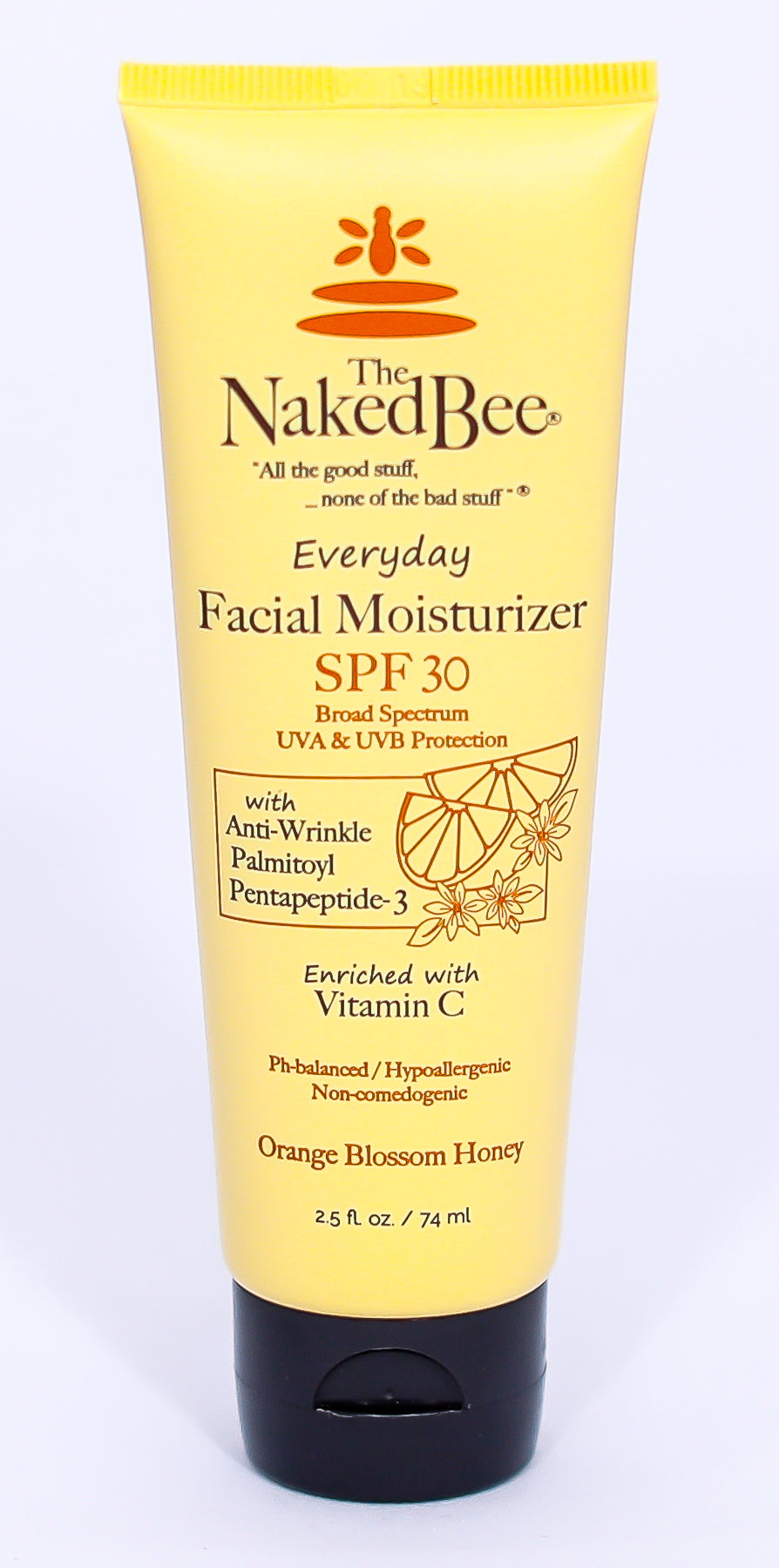 Everyday Facial Moisturizer by the Naked Bee - Pharm Favorites by Economy Pharmacy