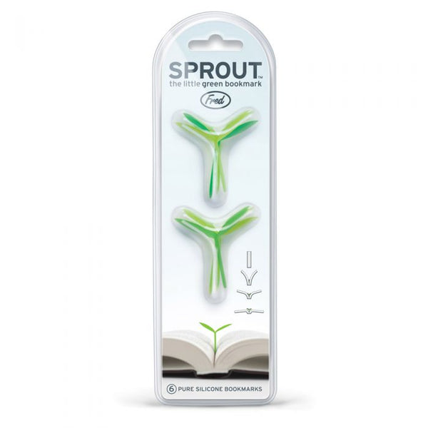 Sprout Bookmark - Pharm Favorites by Economy Pharmacy