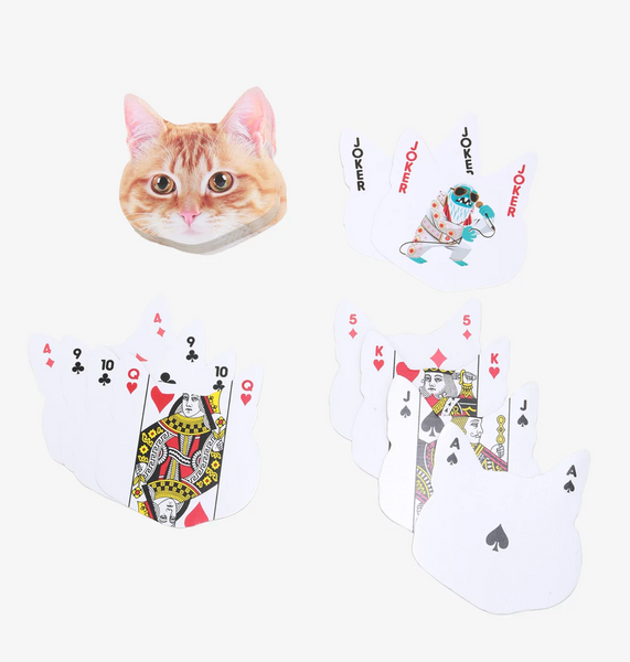 Copy of Donut Playing Cards