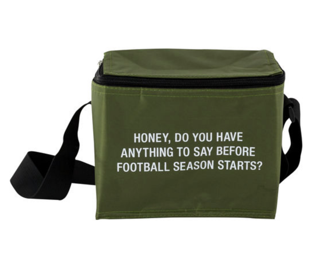 Men's Football Lunchbox - Pharm Favorites by Economy Pharmacy