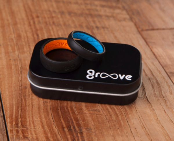 Original Groove Silicone Ring