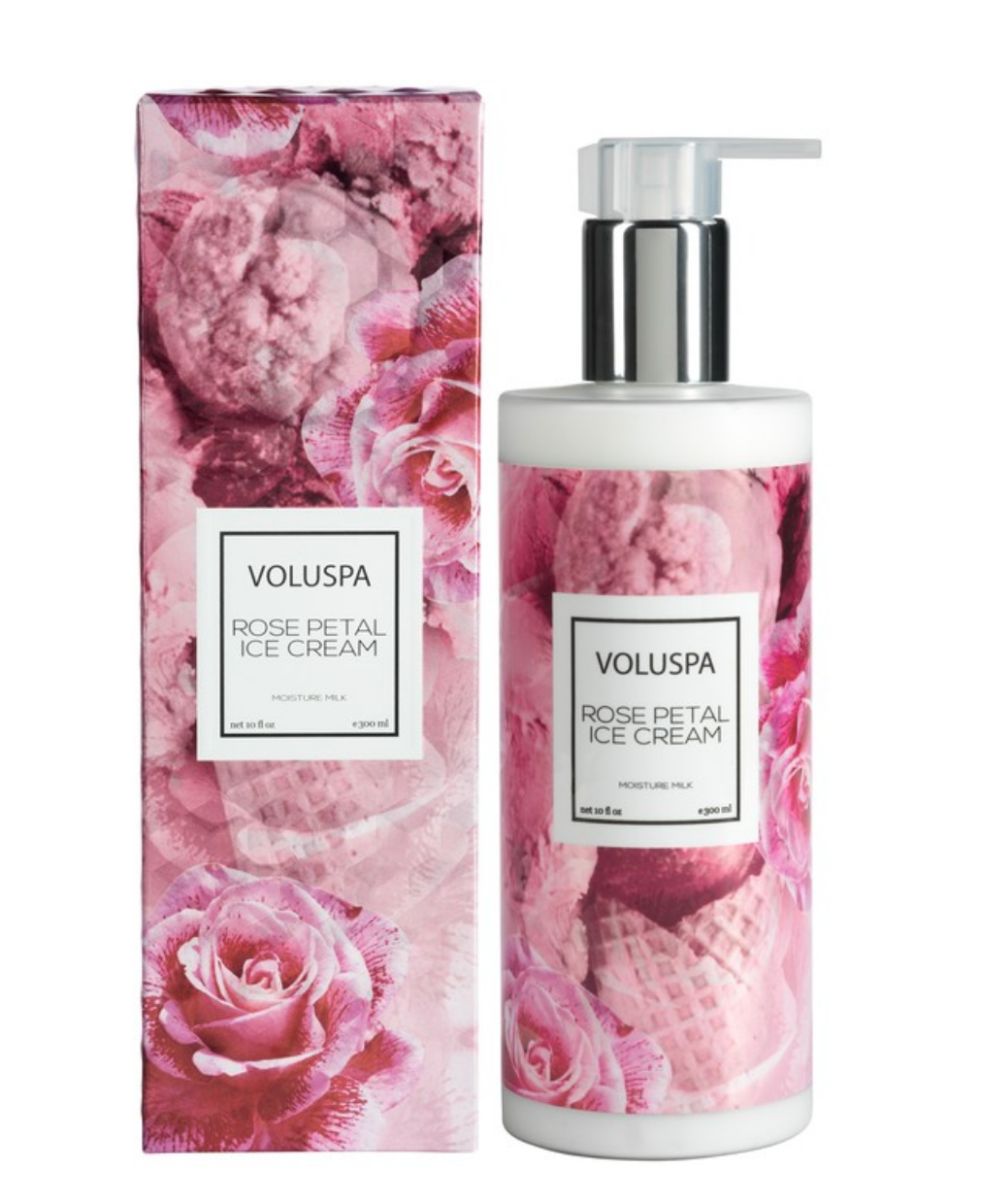Roses Collection Moisture Milk Lotion by Voluspa - Pharm Favorites by Economy Pharmacy
