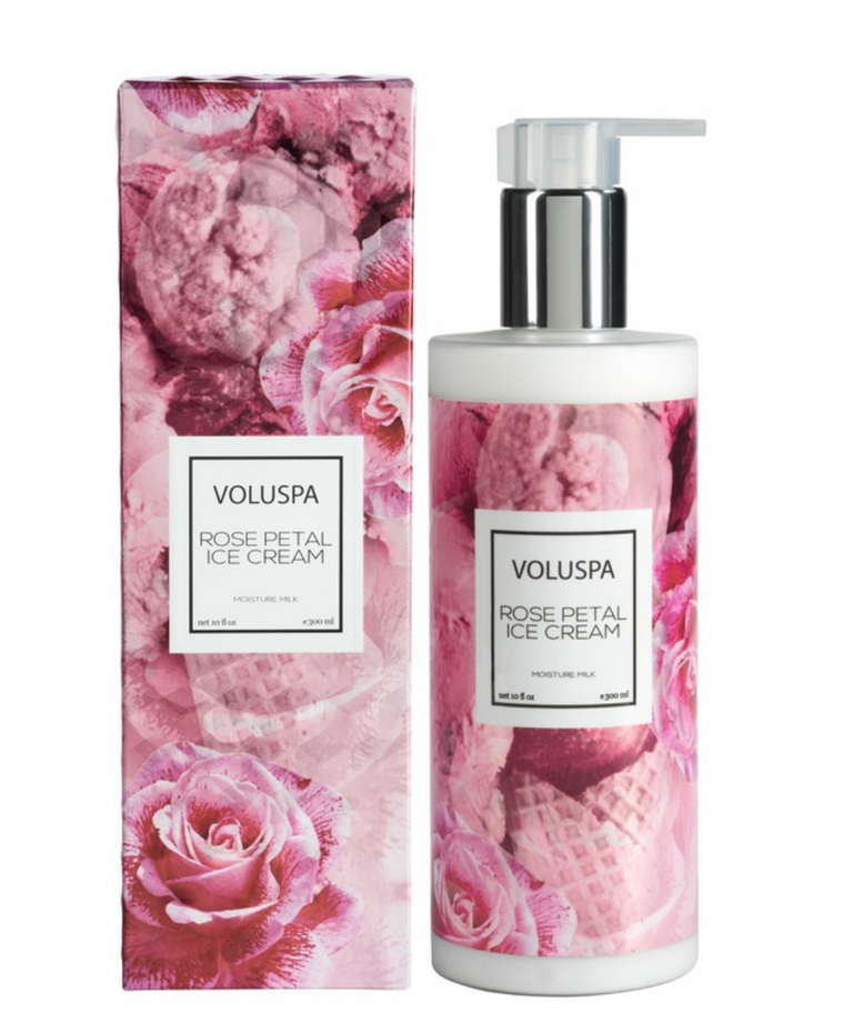 Roses Collection Moisture Milk Lotion by Voluspa