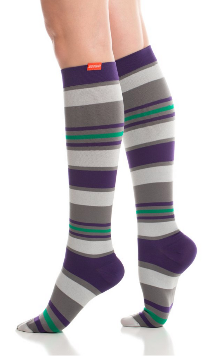Women's Nylon Compression Socks