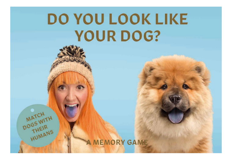 Do you look like your dog? - Card Game