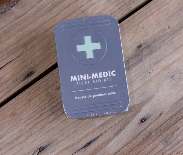 Mini Medic - First Aid Kit - Pharm Favorites by Economy Pharmacy