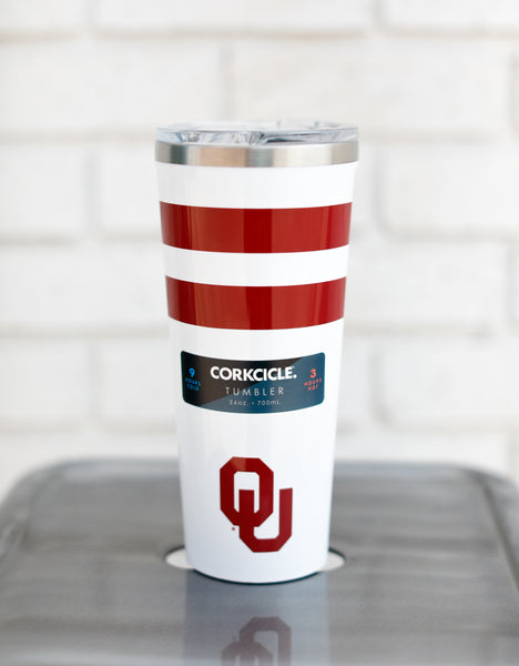OU Tumbler - Pharm Favorites by Economy Pharmacy
