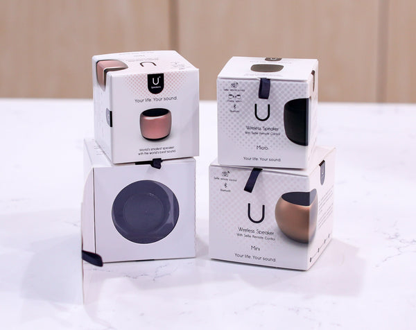 U Micro & Mini Wireless Speakers