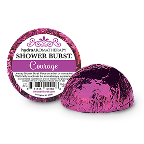 hydraAROMATHERAPY Shower Burst
