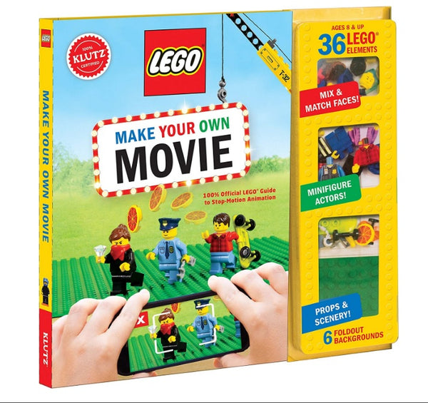 LEGO Make Your Own Movie - Pharm Favorites by Economy Pharmacy
