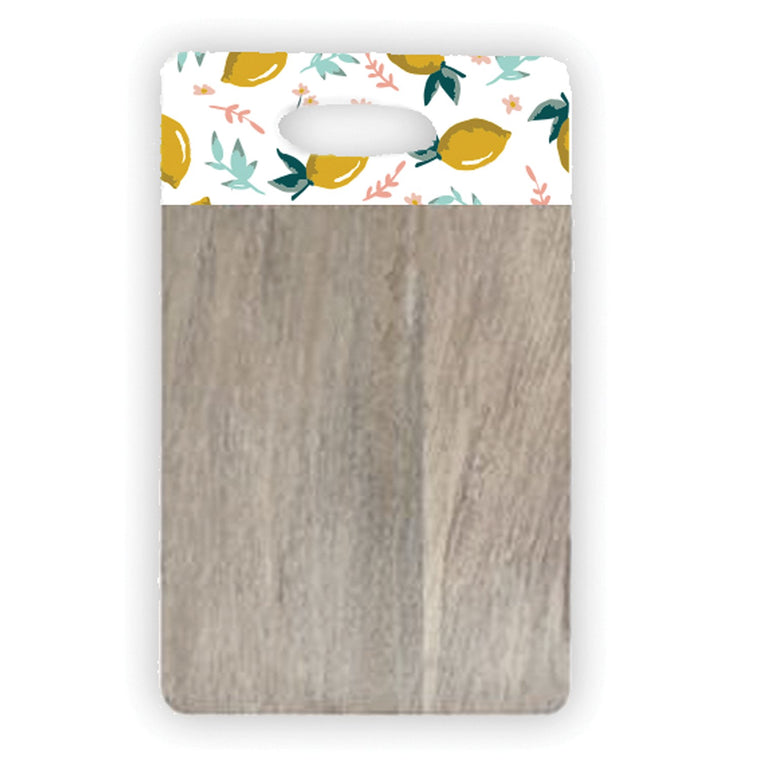 Lemon Love Cutting Board