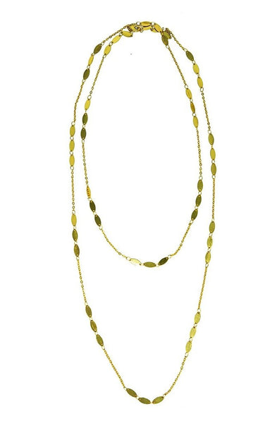 Malena Gold Necklace