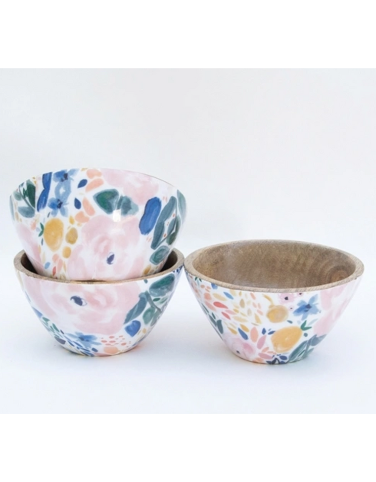 Enchanted Garden Bowls