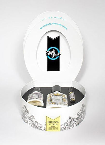 Potty Box Classic Gift Set - Pharm Favorites by Economy Pharmacy