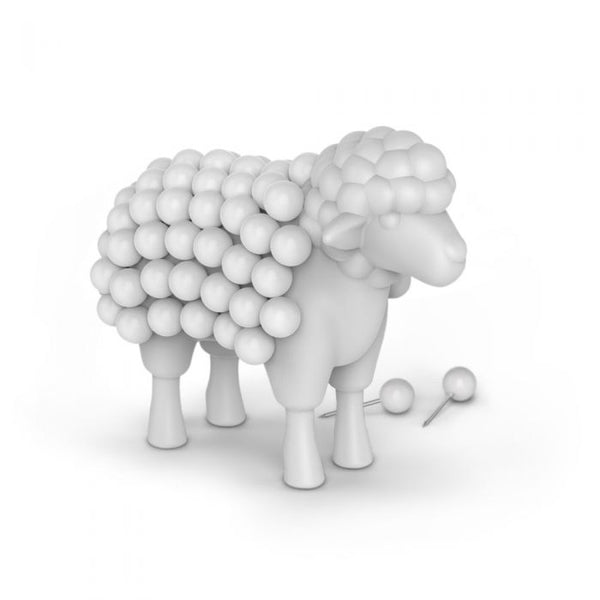 Stuck On Ewe Pushpins - Pharm Favorites by Economy Pharmacy
