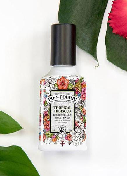 Poopourri: Tropical Hibiscus - Pharm Favorites by Economy Pharmacy
