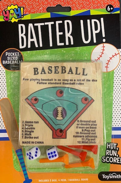 Batter Up! - Pharm Favorites by Economy Pharmacy