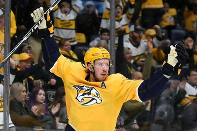 KEEP GOING - Ryan Johansen