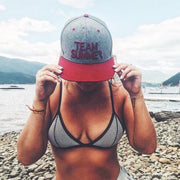 Cabin Snapback Hat - Journey Risk True