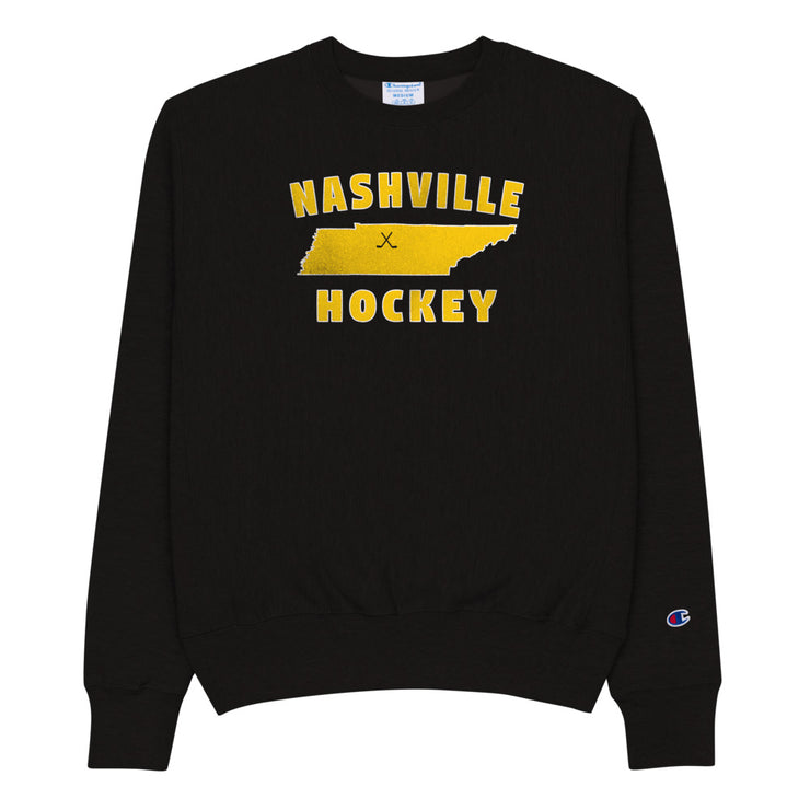 Nashville Hockey Champion Sweatshirt