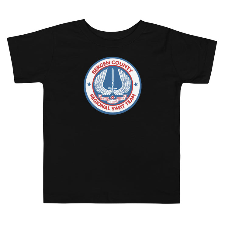 BERGEN COUNTY AMERICAN RED TODDLER TEE