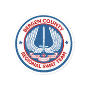 BERGEN COUNTY AMERICAN BLUE STICKER