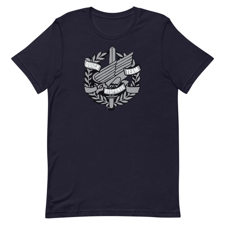 Anne Arundel QRT Chest Logo Tee