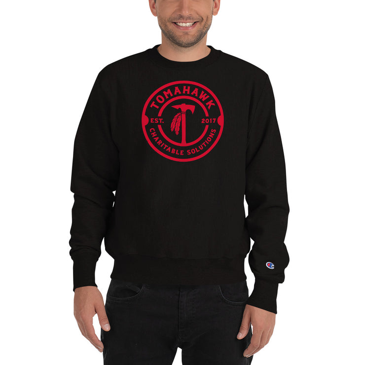 TCS Chest Logo Sweater