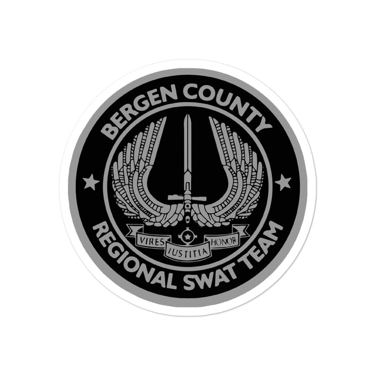 BERGEN COUNTY STICKER