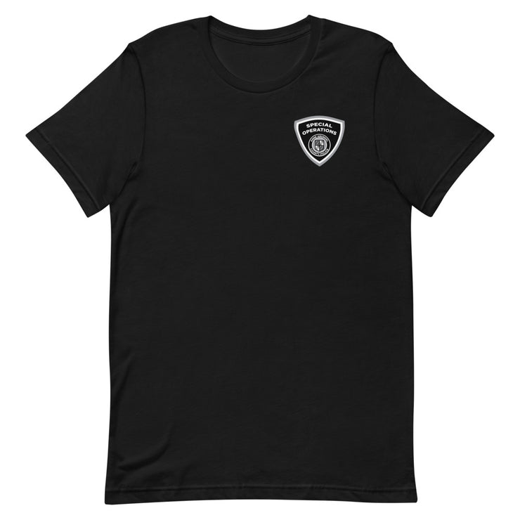ANNE ARUNDEL SHIELD LOGO TEE