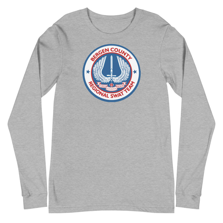 BERGEN COUNTY AMERICAN BLUE LONG SLEEVE