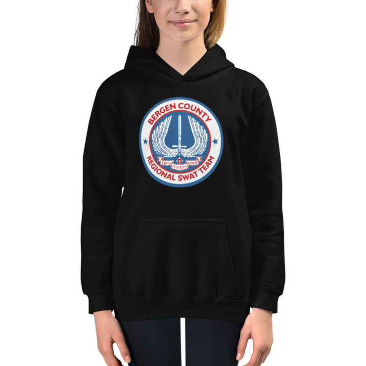 BERGEN COUNTY AMERICAN BLUE YOUTH HOODIE