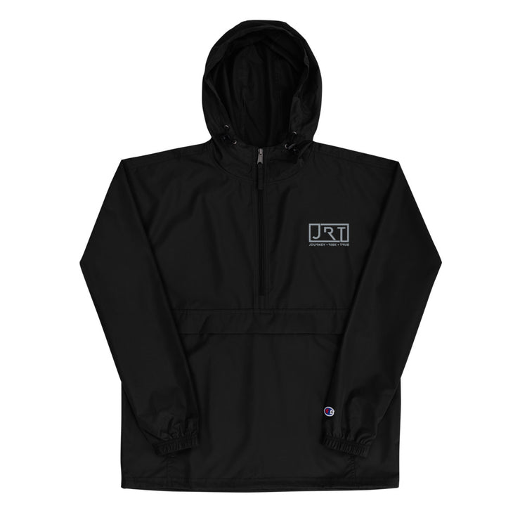 JRT Black Embroidered Jacket