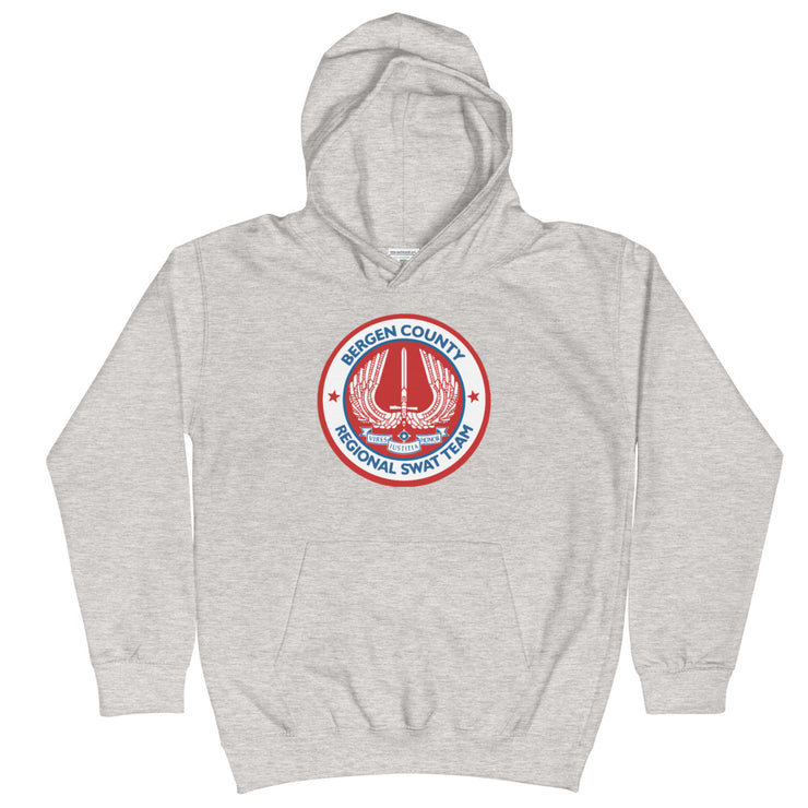 BERGEN COUNTY AMERICAN RED YOUTH HOODIE