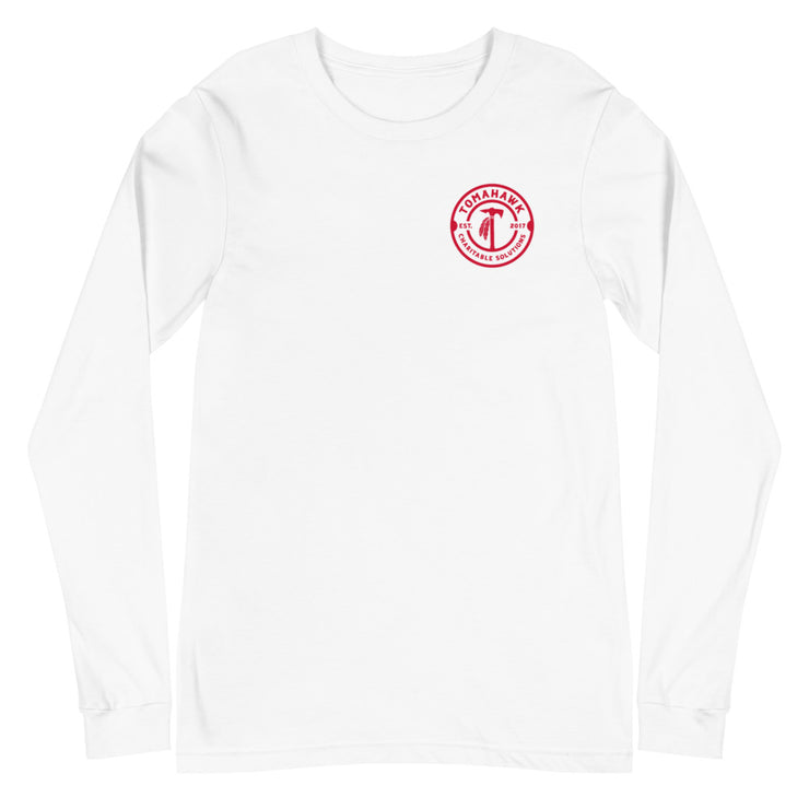 TCS Left Chest Logo Long Sleeve Tee