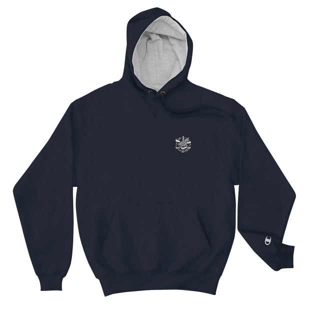 ANNE ARUNDEL LEFT CHEST CREST CHAMPION HOODIE