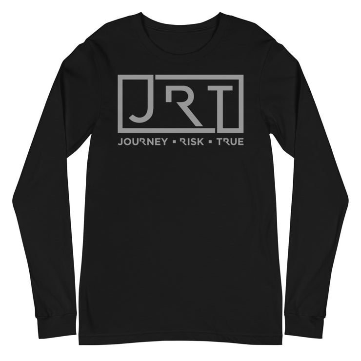 JRT Grey Chest Long Sleeve