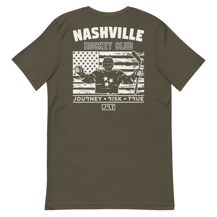 Nashville Hockey Club Tee