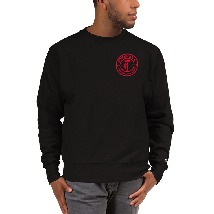 TCS Left Chest Logo Sweater
