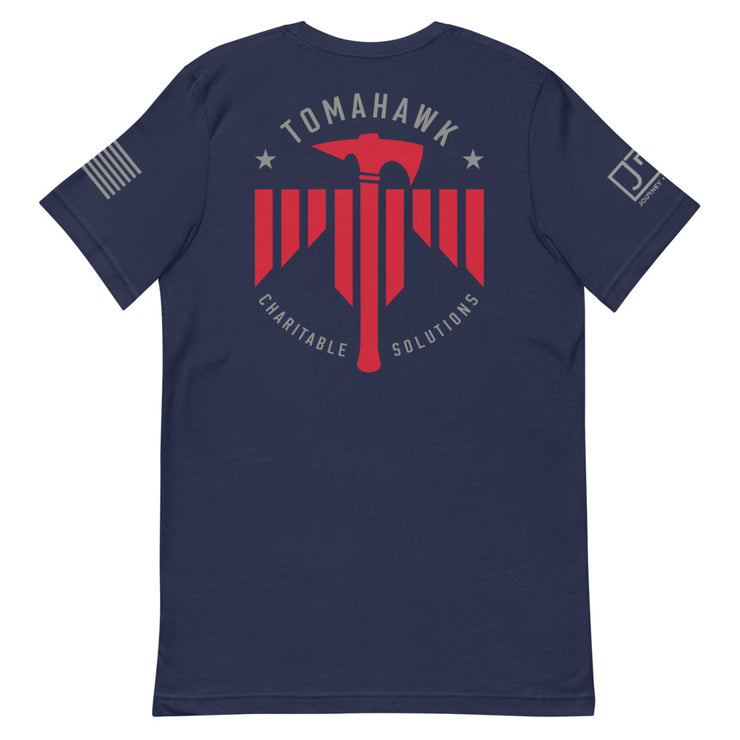 TCS Red Thunderbird Tee