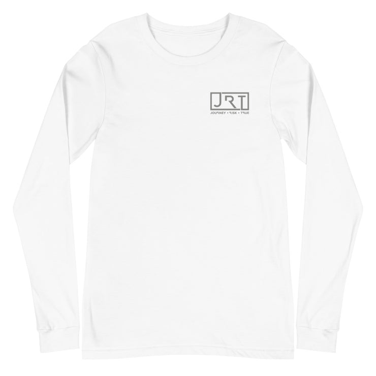 JRT Grey Left Chest Long Sleeve