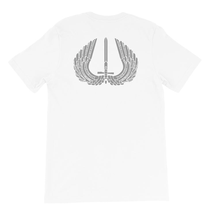 BERGEN COUNTY BRAVO SQUAD LEFT CHEST TEE