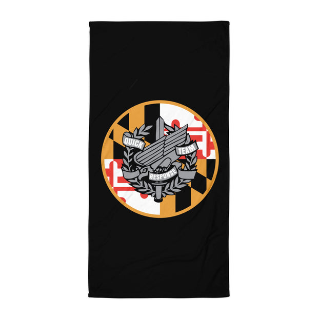 ANNE ARUNDEL MARYLAND BEACH TOWEL
