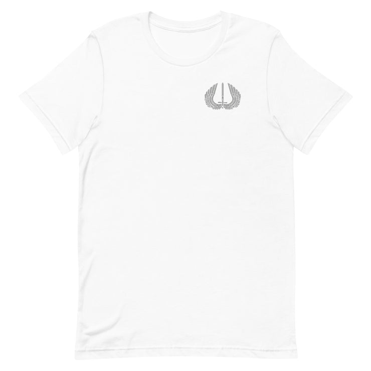 BERGEN COUNTY CHARLIE SQUAD BACK LOGO TEE